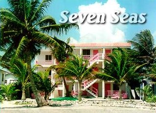 The Sunbreeze Beach Hotel is the perfect tropical vacation hideaway for scuba divers in San Pedro, Ambergris Caye, Belize.