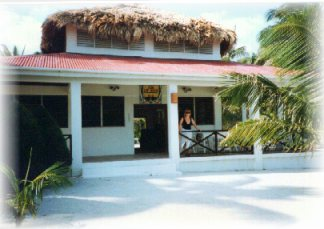 Victoria House is one of the premier resort hideaways on Ambergris Caye, Belize.