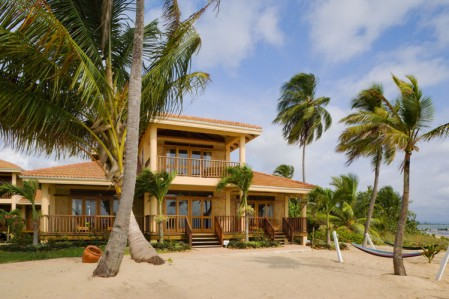 Belizean Dreams, situated on the Caribbean Coast of Southern Belize, this superb enclave of 9 luxurious, three bedroom, three bathroom, beachfront private vacation villas is ideal for adventurers who dream of a holidays coastal retreat in the heart of a lush tropical haven. If you're a coastal enthusiast seeking an adventure vacation, Belizean Dreams provides an excellent return to nature.