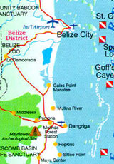 Belizean Dreams, Situated on the Caribbean Coast of Southern 