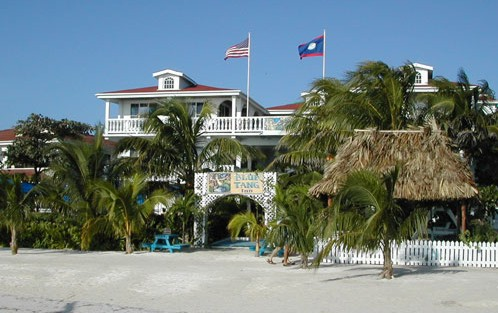 Blue Tang Inn, San Pedro, Belize