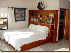 A spectacular, new, third floor, beachfront apartment with three bedrooms and two baths in San Pedro, Ambergris Caye, Belize