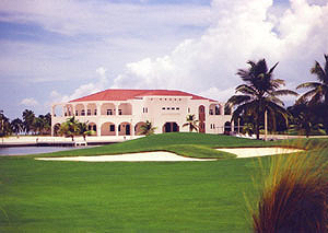 Photo of the clubhouse