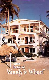 Corona del Mar Beach Hotel is the perfect tropical vacation hideaway for scuba divers in San Pedro, Ambergris Caye, Belize.