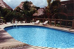 Accomodations at Exotic Cay Beach Resort, San Pedro, Ambergris Caye, Belize