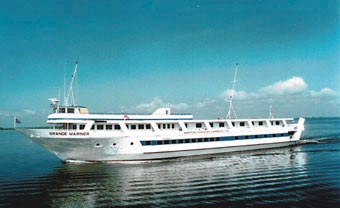 Belize Cruises Small Ship Cruises Along The Belize Barrier Reef - Best small cruise ships caribbean