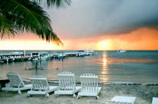 The San Pedro Holiday Hotel, is an 