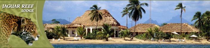 Jaguar Reef Lodge, a luxury resort on the edge of the Caribbean Sea at Hopkins, Stann Creek, Belize, ideally located to explore the Cockscomb Jaguar Reserve, Mayan temples and pyramids and the fantastic Belize Barrier Reef