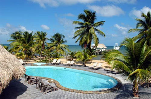 Kanantik Reef & Jungle Resort, an upscale all inclusive resort on the Caribbean coast in South Stann Creek, Belize