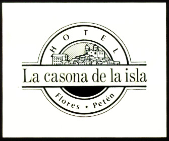 Hotel La Casona de la Isla is a lovely colonial-style hotel situated on the island of Flores in the Peten Region of Guatemala within easy reach of the Mayan site of Tikal.