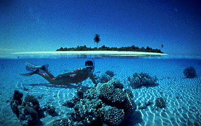 Coral Cayes of Belize Tour to Belize