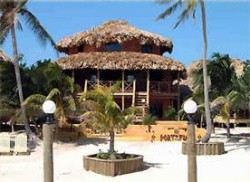 Portofino Resort is the ultimate beach resort on Ambergris Caye, Belize, upon a manicured beach just 5 miles north of San Pedro. 8 beautiful beach Cabanas, 2 sumptious tree top suites and 1 VIP/Honeymoon suite with jacuzzi.
