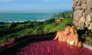 jacuzzi at Hotel Punta Islita, Guanacaste, Costa Rica - luxury hotel and Great Hotels of the World member, contact us for reservations and more luxury hotels in Costa Rica