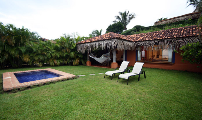 casita at Hotel Punta Islita, Guanacaste, Costa Rica - luxury hotel and Great Hotels of the World member, contact us for reservations and more luxury hotels in Costa Rica