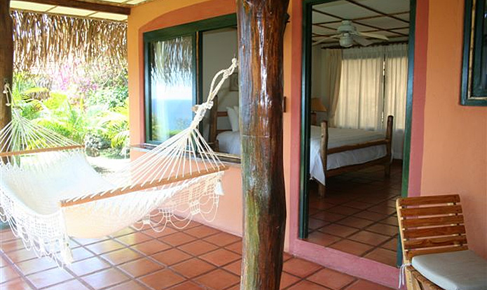 deluxe room at Hotel Punta Islita, Guanacaste, Costa Rica - luxury hotel and Great Hotels of the World member, contact us for reservations and more luxury hotels in Costa Rica
