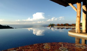 infinity pool Hotel Punta Islita, Guanacaste, Costa Rica - luxury hotel and Great Hotels of the World member, contact us for reservations and more luxury hotels in Costa Rica