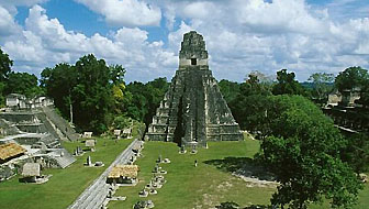 An exciting tour of the Peten region of Guatemala that includes the Mayan temples at Yaxha and Tikal followed by a visit to Flores, a beautiful island on Lake Peten Itza