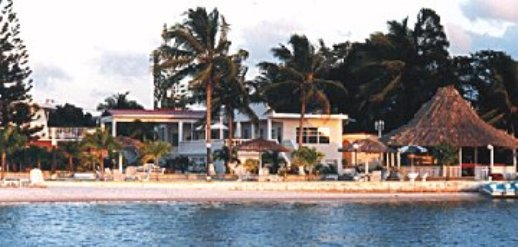 Tony's Inn and Beach Resort, Corozal Bay, Belize