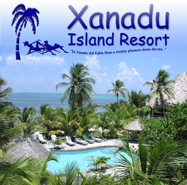 xanadu beach resort, san pedro, ambergris caye, belize