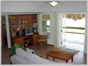 bedroom suite at Xanadu Beach Resort, Belize